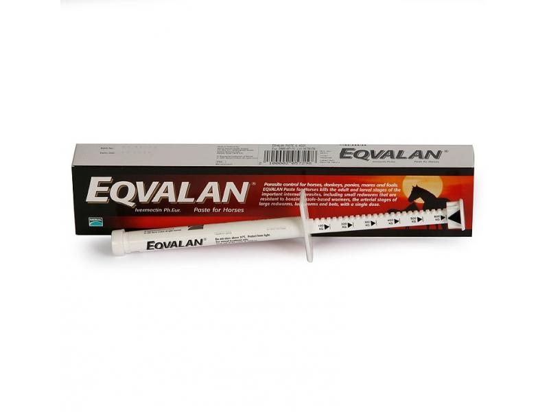 Eqvalan (Treats 600kg Horse and Donkey) » 1 Syringe