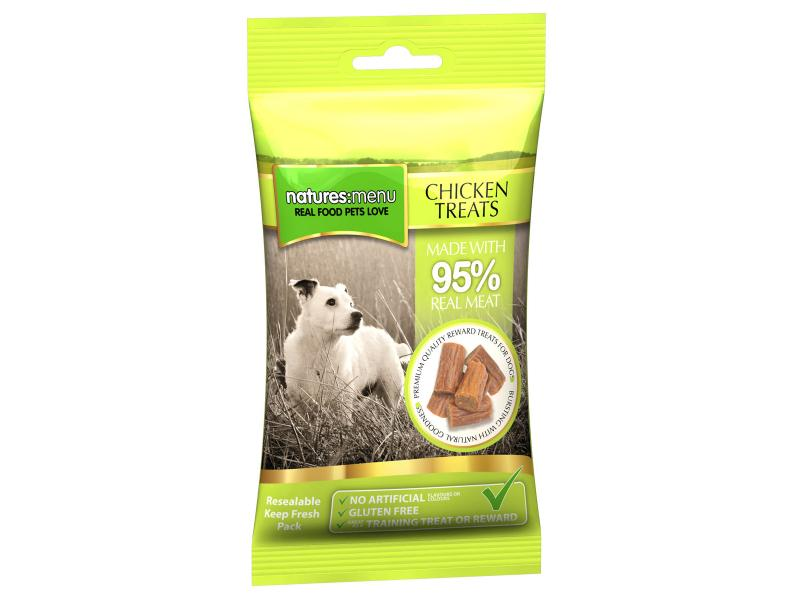 Chicken Dry » 12 x 60g Bags