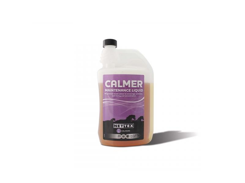 Calmer Maintenance Liquid » 1 litre Bottle