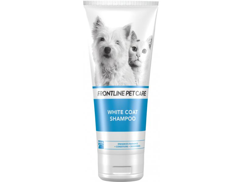 White Coat Shampoo » 200ml Tube