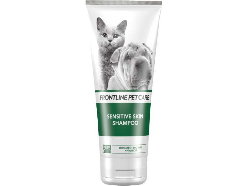 Sensitive Skin Shampoo » 200ml Tube