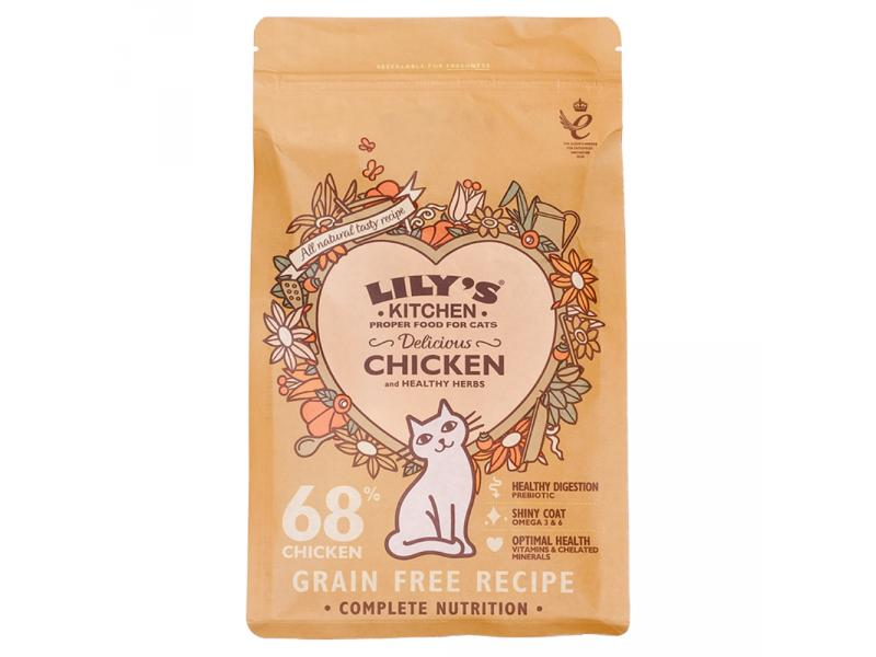 Delicious Chicken » 200g Bag