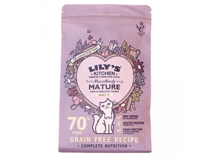 Marvellously Mature » Dry » 200g Bag