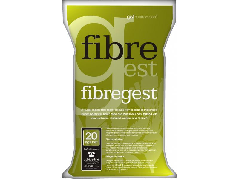 Fibregest » 20kg Bag (Damaged - grade B)