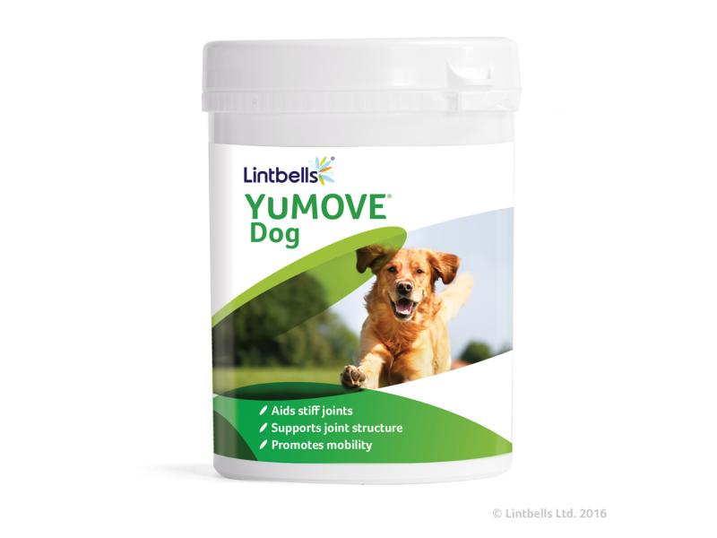 YuMove Dog » Pack of 300 Chewable Tablets