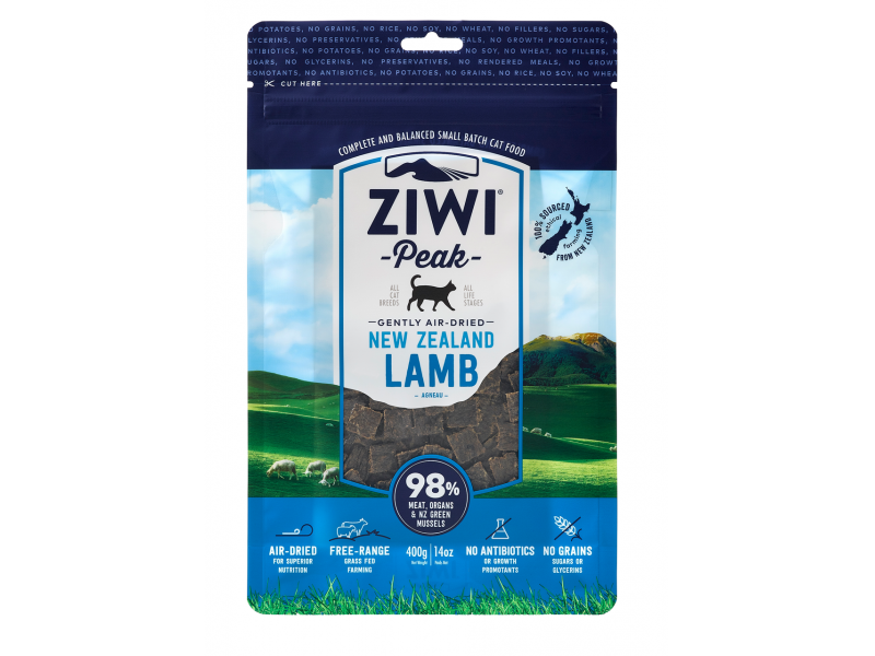 Lamb Dry » 400g Pouch