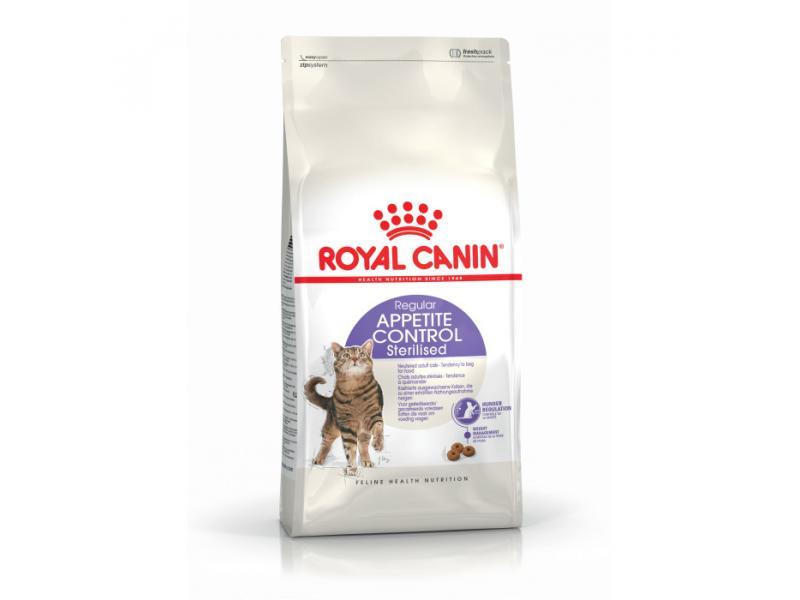 royal canin health nutrition regular sterilised appetite control. Black Bedroom Furniture Sets. Home Design Ideas