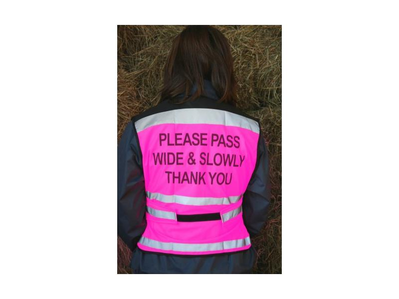 Please Pass Wide & Slowly » Pink » XX Large