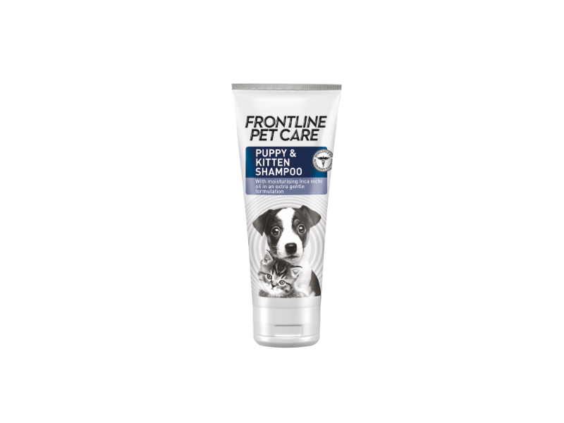 Puppy & Kitten Shampoo » 200ml Tube