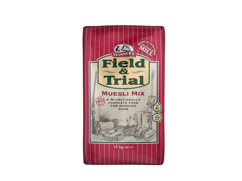 Field Trial High Protein Dog Food