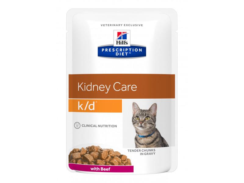 Kidney Diet Wet Cat Food