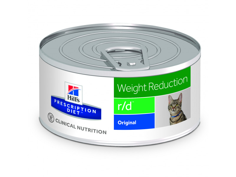 Hill S Weight Reduction Cat Food