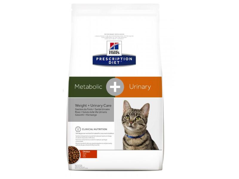 Hills Metabolic Urinary Stress Cat Food Kg