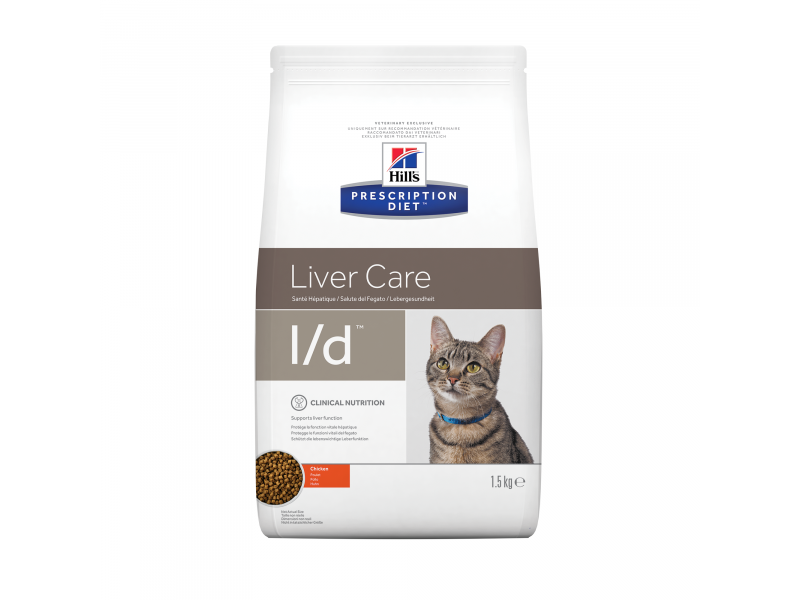 Special Cat Food For Cats With Liver Disease