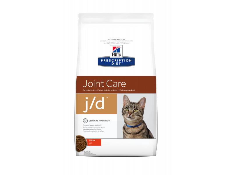 Hills Prescription Diet J D Cat Food