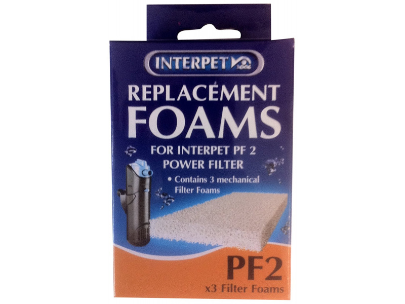PF2 Plain Foam » Pack of 3