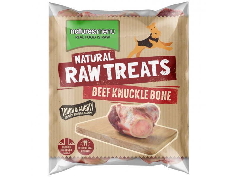 Beef Knuckle Bone » Pack of 8