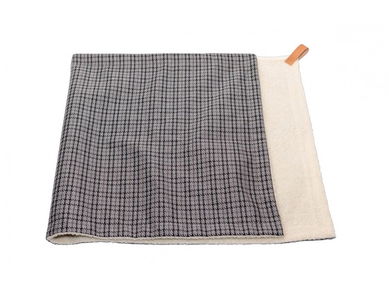 Henley Blanket » Grey Tweed » Large