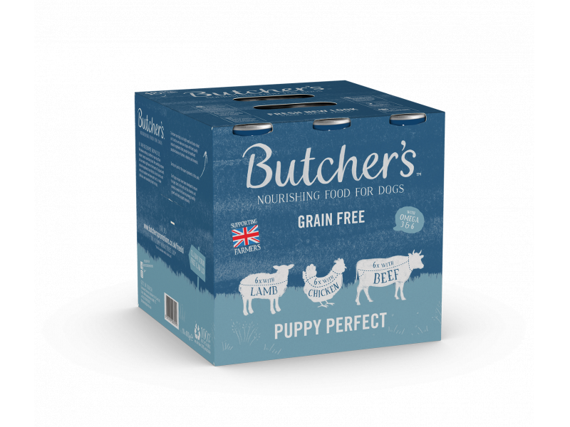 Puppy Perfect » 400g x 18 Pack