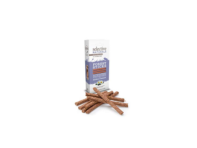 Forest Sticks » Blackberry And Chamomile