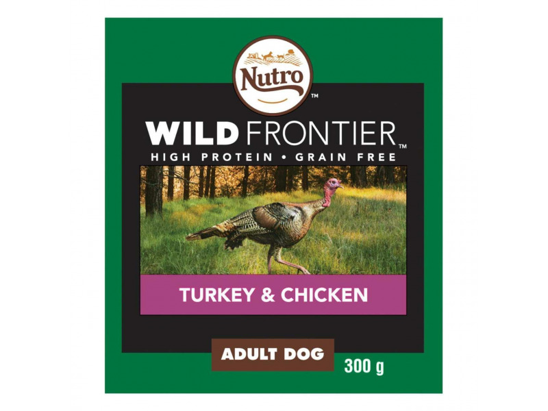 Chicken & Turkey in Loaf » 300g » Pack of 20