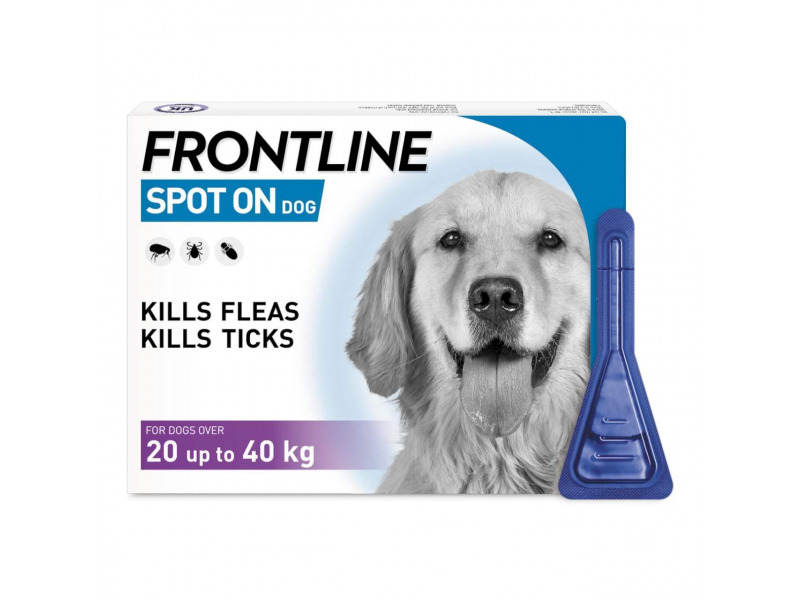 Dog Large (20-40kg) » 1 Pipette