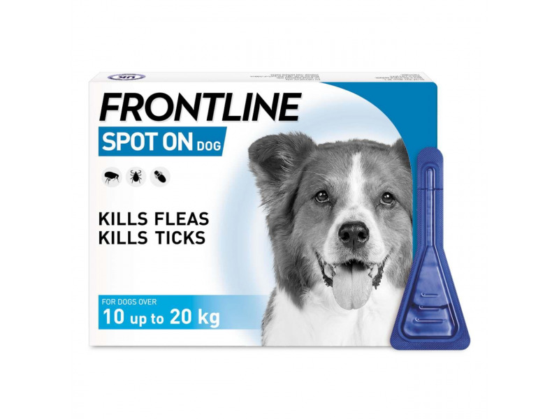 Dog Medium (10-20kg) » 1 Pipette