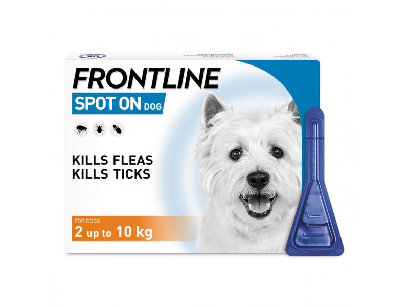 Dog Small (2-10kg) » 1 Pipette