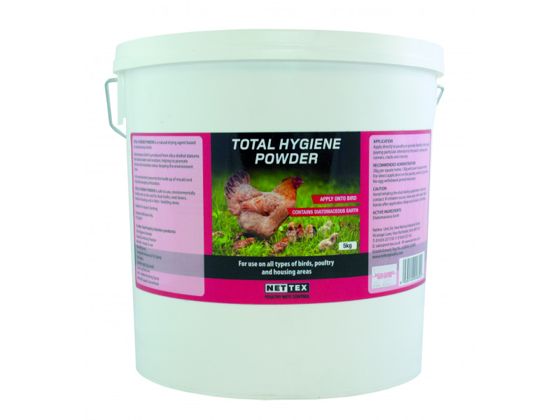 Powder » 5kg Tub