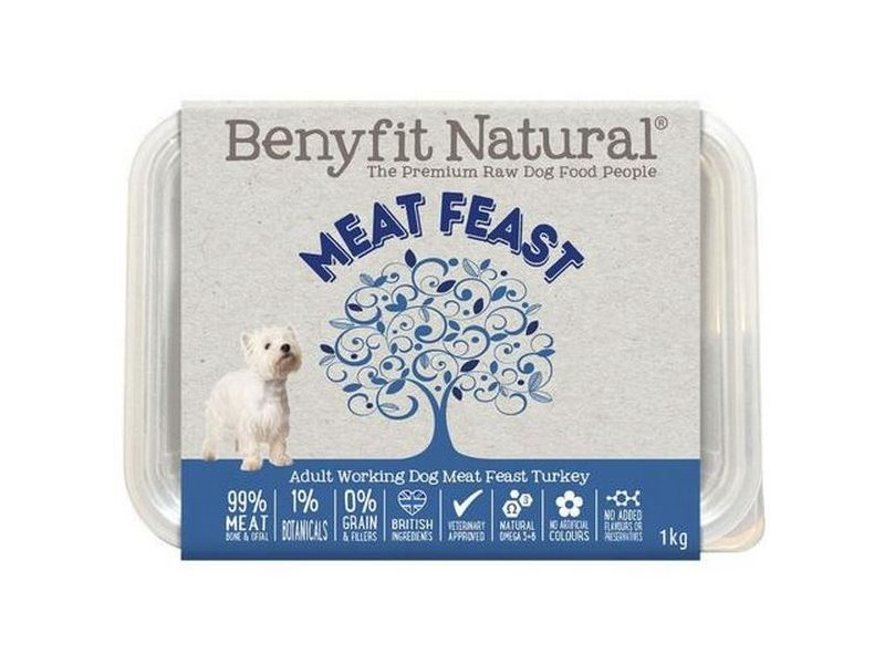 Meat Feast » 500g Pack